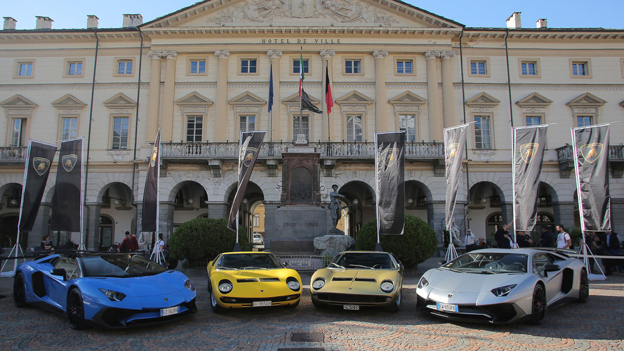 Lamborghini already setting sales records in first half of 2016