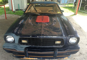 Barn Find '78 Ford Mustang King Cobra was the Best of the Dark Days