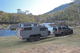 The Bruder EXP-6 Camping Trailer is Ready to Explore Anything and Everything