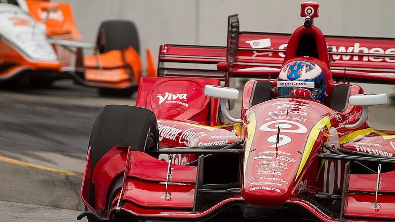 Dixon thrilled, Penske drivers frustrated after qualifying