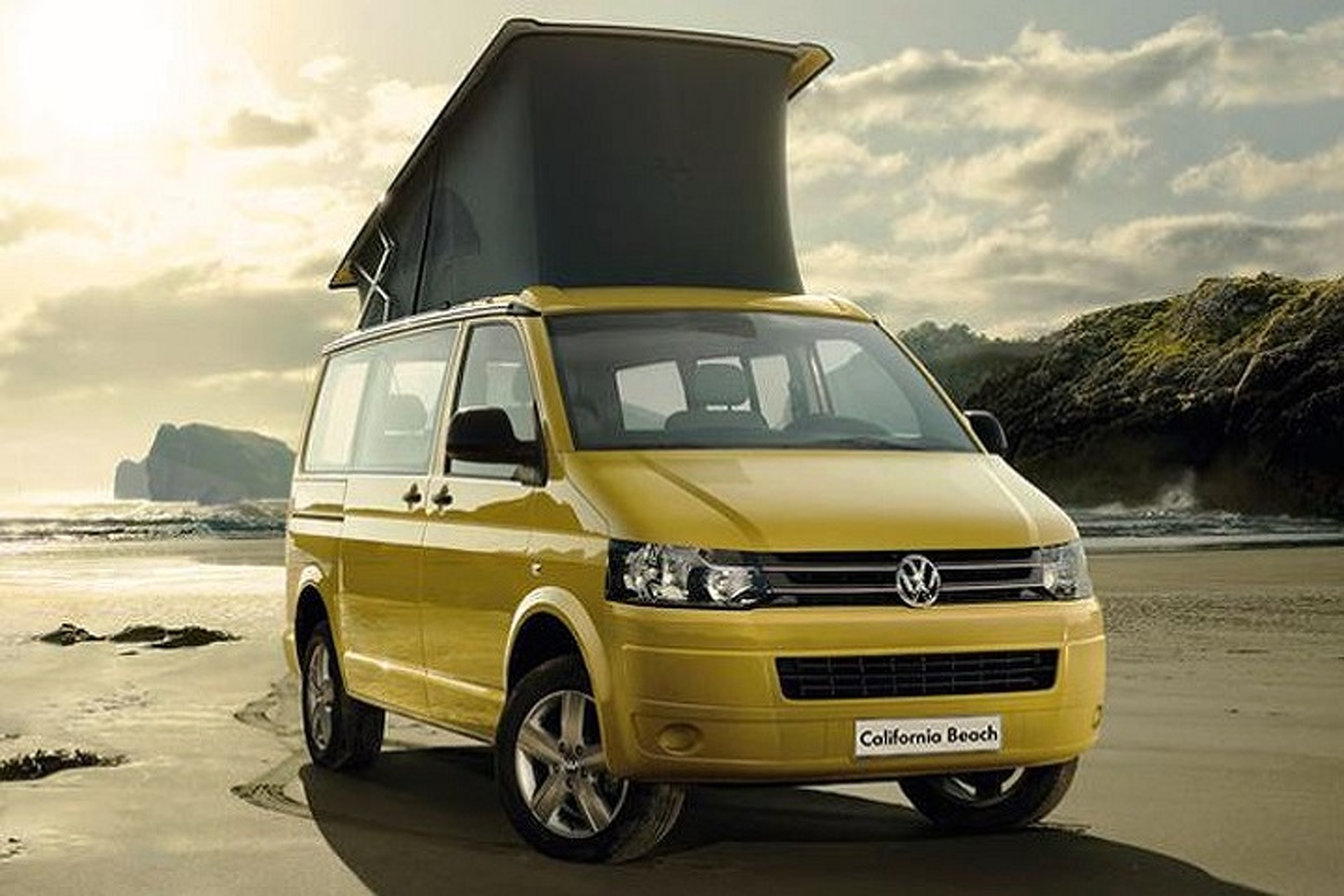 Why Cant The US Have This Awesome Volkswagen Camper Van