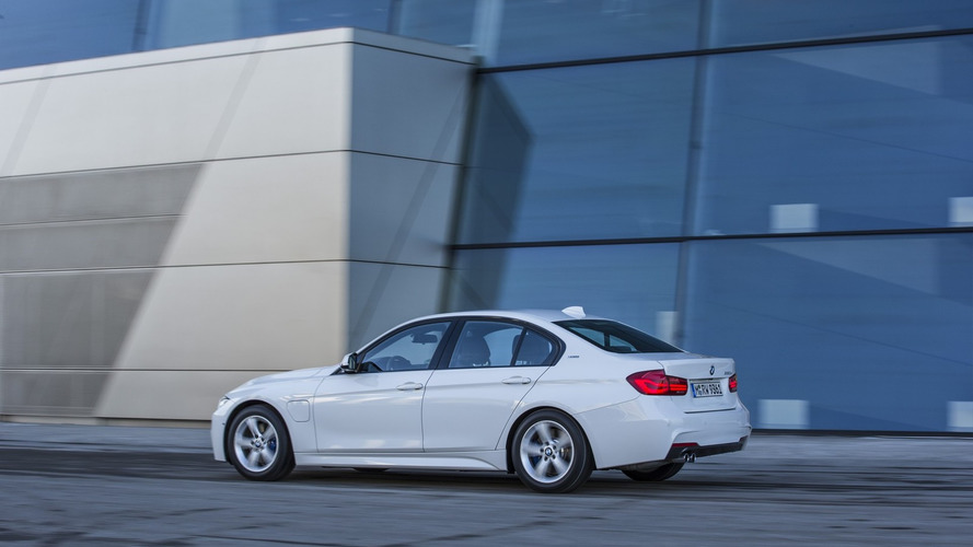 ¿Se presentará el BMW Serie 3 eléctrico en Frankfurt?
