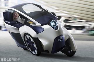 Five Wild Three-Wheeled Cars