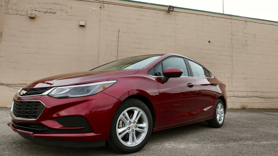 First Drive: 2016 Chevrolet Cruze