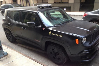 Watch Bruce Wayne Drive a Jeep While Filming 'Batman vs Superman'