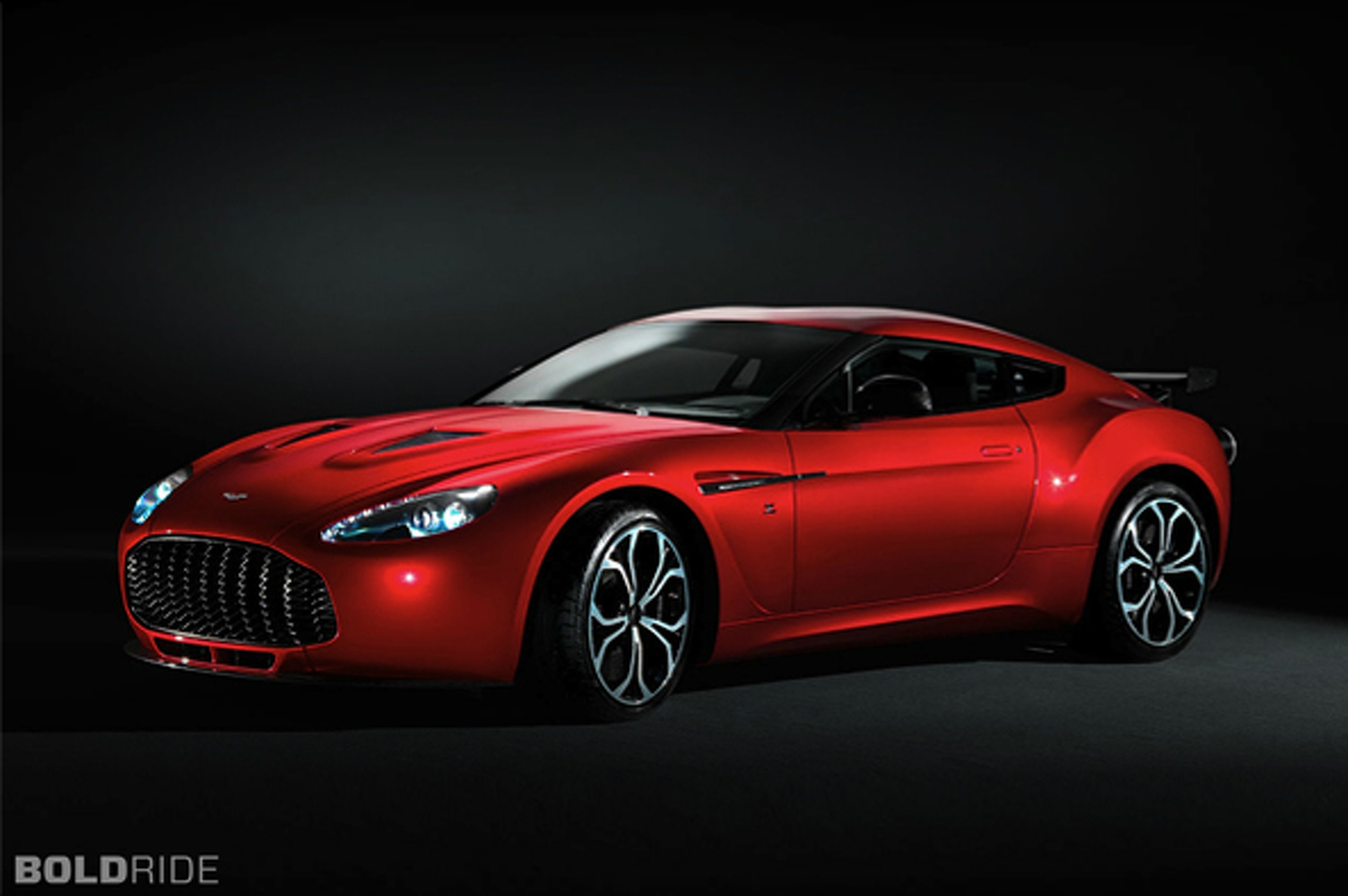 Jaw Dropper: 2013 Aston Martin V12 Zagato