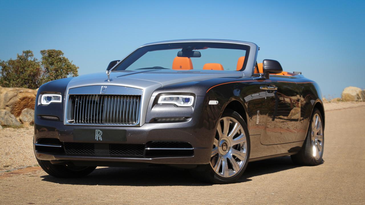 First Drive 2016 Rolls Royce Dawn