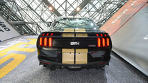 Ford Shelby GT-H live in New York