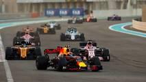GP Abu Dhabi F1 2017