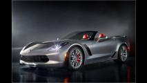 Corvette mit neuer Achtgang-Automatik