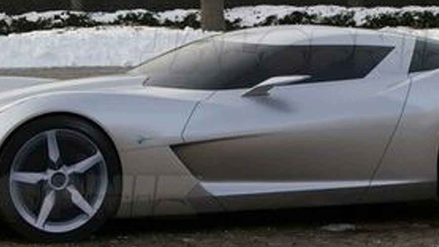 Corvette Centennial Design Concept Identified as Transformers Mystery Car