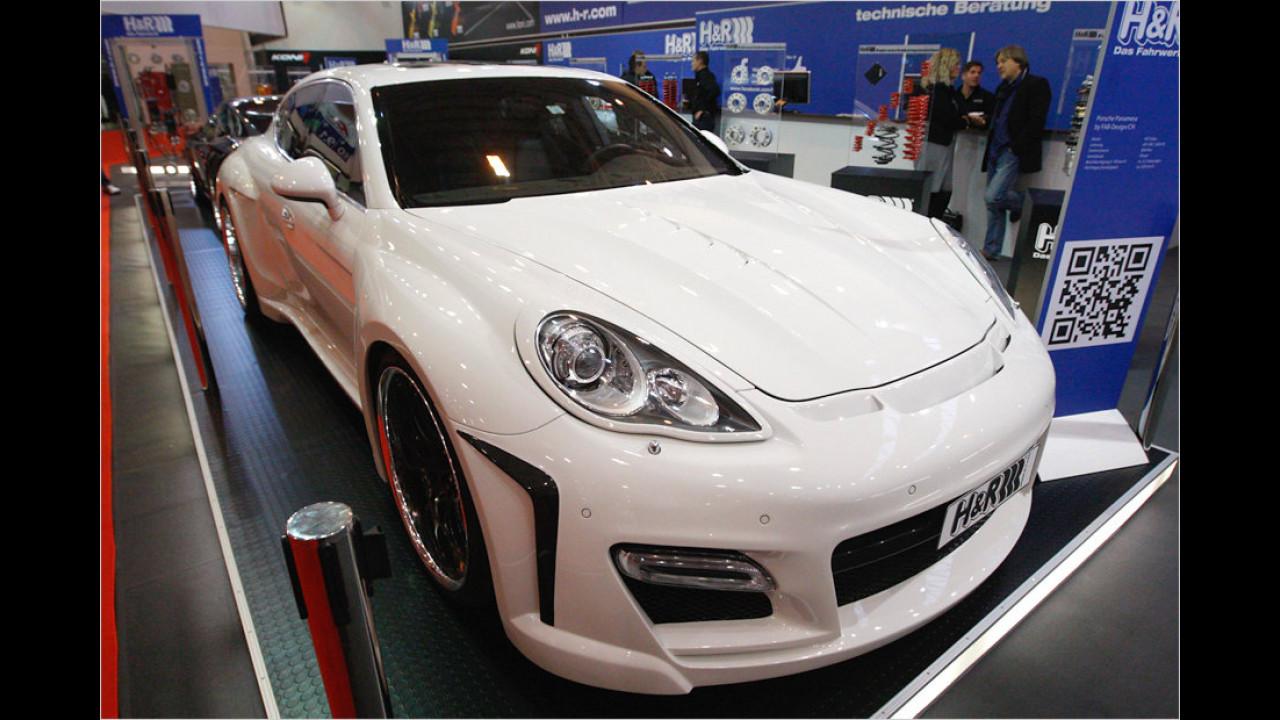 FAB-Design Porsche Panamera