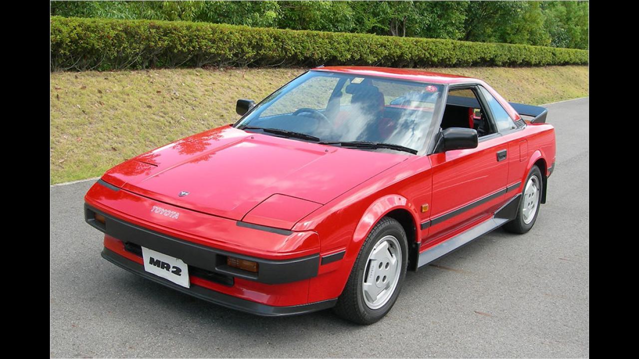 Toyota MR2 (1984)