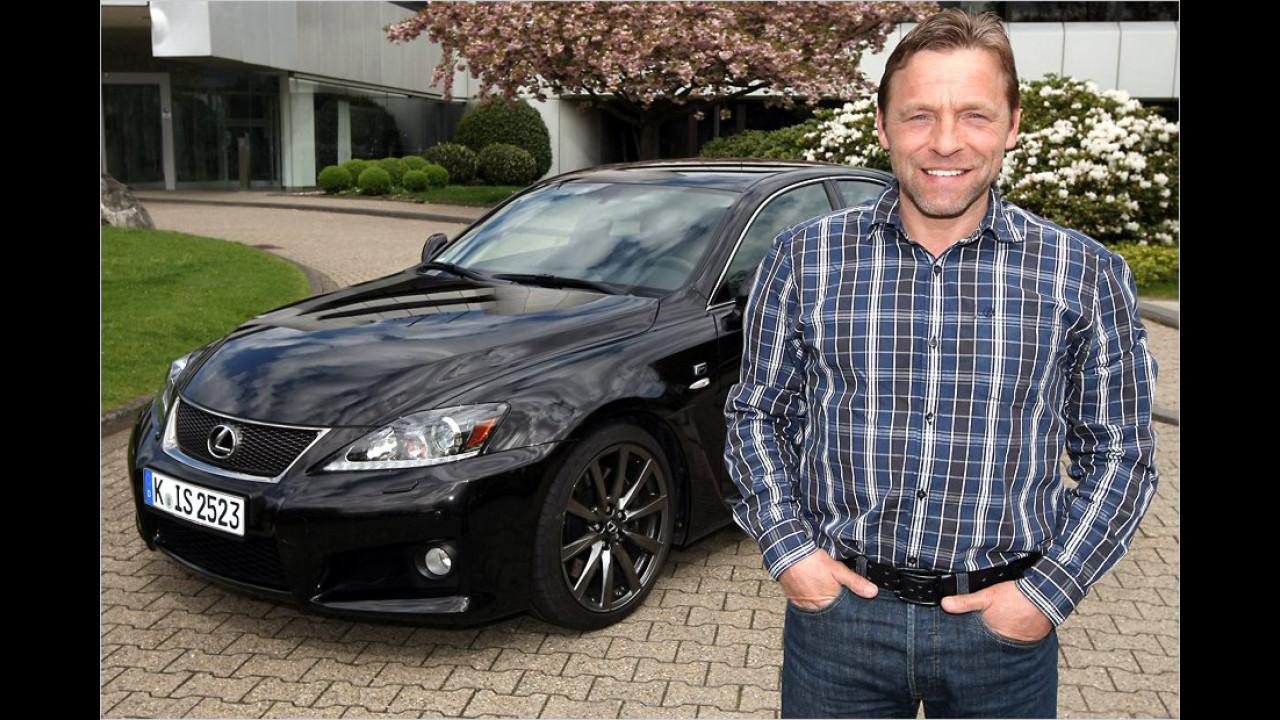 Thomas Häßler: Lexus IS-F