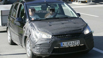 Ford C-Max Facelift Spy Photo