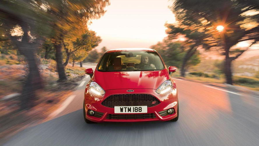 2013 Ford Fiesta ST costs 16,995 GBP