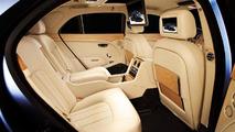 Bentley Mulsanne with executive interior 1.3.2012