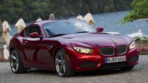 BMW Zagato Coupe at 2012 Concorso d'Eleganza Villa d'Este 28.5.2012