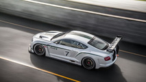 Bentley Continental GT3 concept 26.9.2012