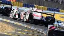 Audi at the 2012 24 Hours of Le Mans 18.6.2012
