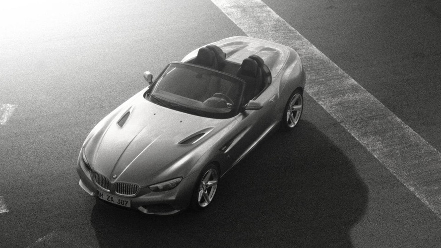 BMW Zagato Roadster revealed at Pebble Beach