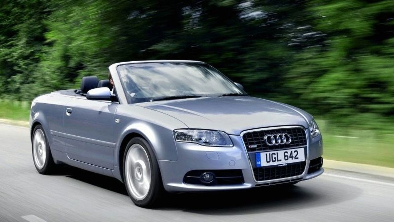 Audi A4 Cabriolet S line Special Edition