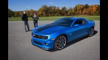 Chevrolet Camaro Hot Wheels Edition