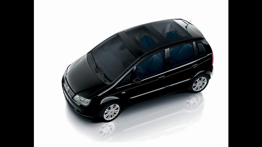 Si chiamerà Ellezero la nuova multispazio Fiat