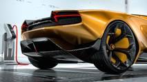 Lamborghini Belador konsepti
