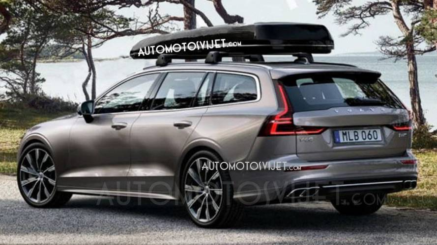 Nouvelle Volvo V60, est-ce bien toi ?