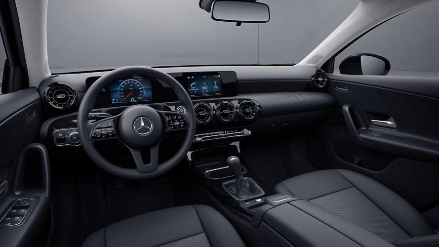 2018 Mercedes A-Class hatchback basic specification