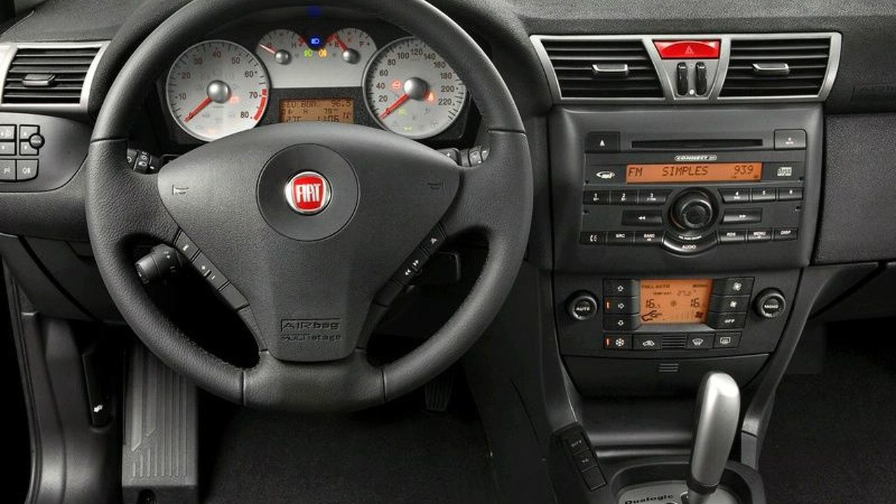 New Fiat Stilo - Brazil