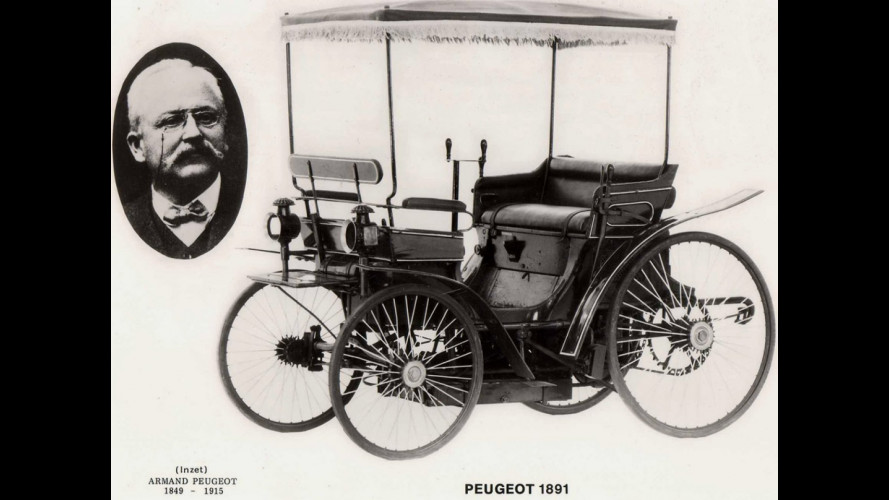 Retromobile, al Salone dell'auto storica Peugeot si fa in 3