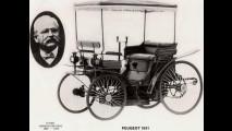 Peugeot, tutte le 3