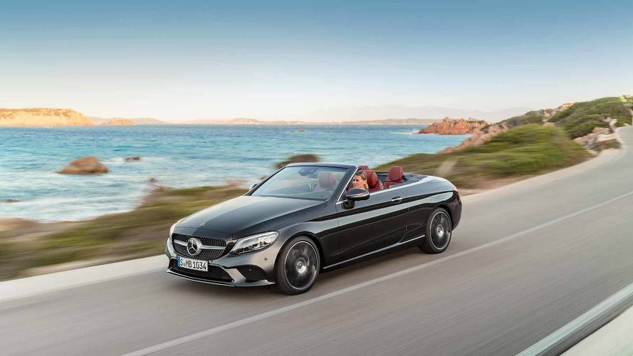 2019 mercedes benz c class cabriolet photo. Black Bedroom Furniture Sets. Home Design Ideas