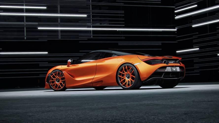 Cette McLaren 720S délivre pas moins de 800 ch