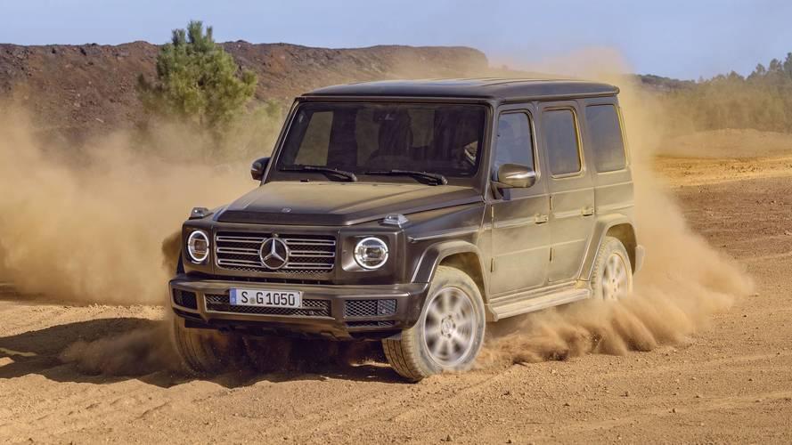 Mercedes Clase G 2018: inicio de reservas y precio oficial