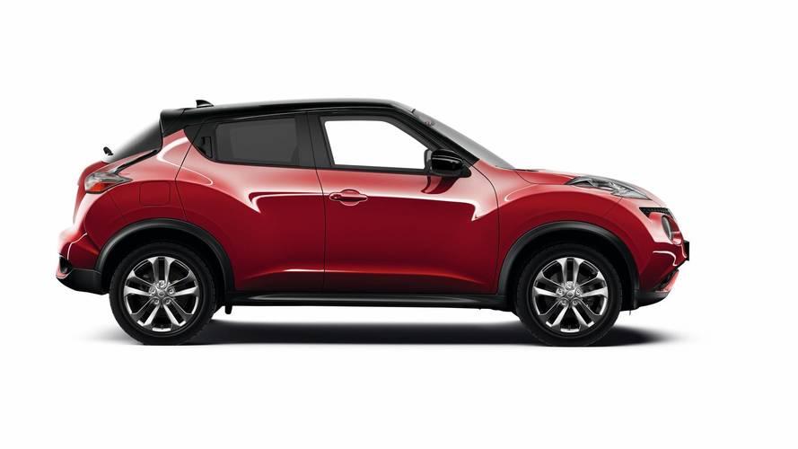 Une série limitée Black Top pour le Nissan Juke
