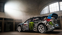 Ken Block tears up Buffalo in Gymkhana 9 006