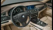 Novo BMW Série 7 2009 é apresentado oficialmente na Alemanha - Veja as fotos