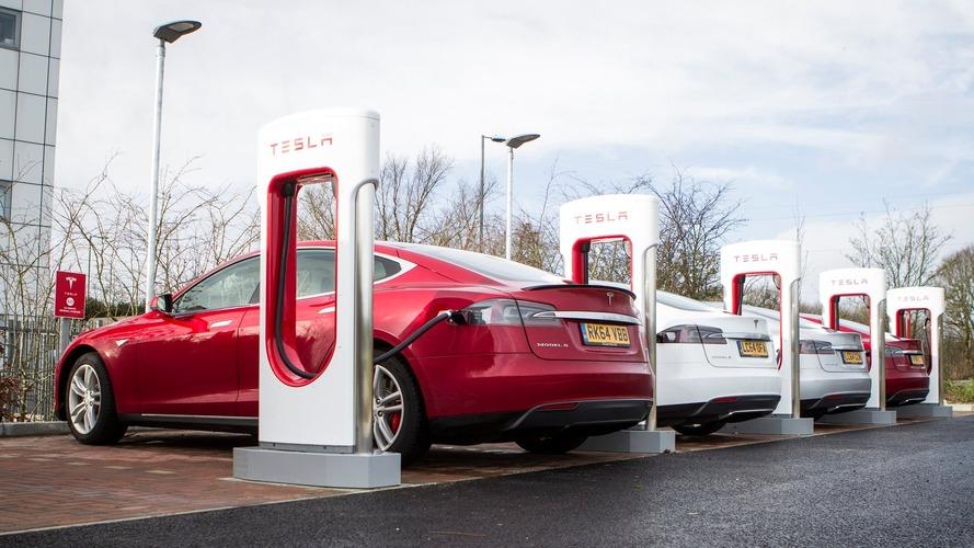Birleşik Krallık, Norveç'i geçerek Avrupa'nın en büyük Tesla pazarı oldu