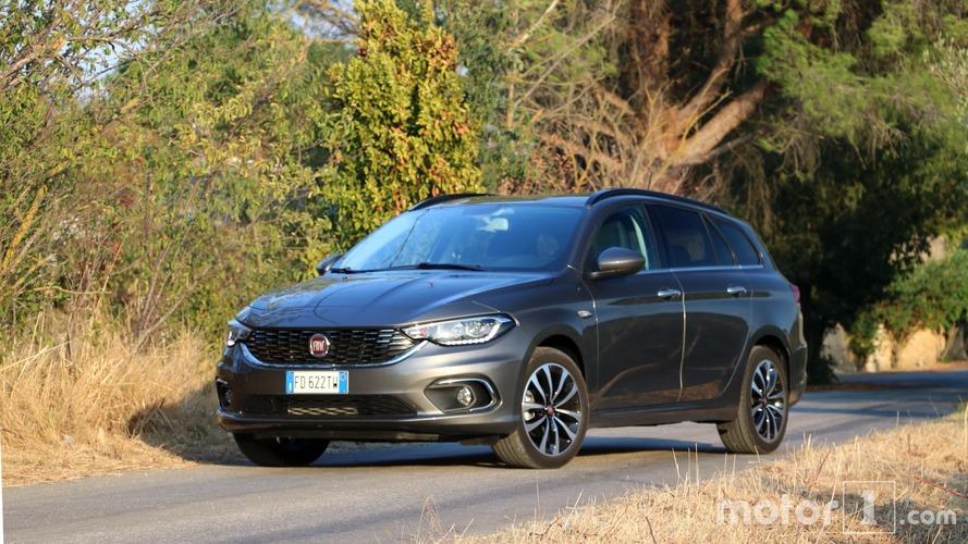 La Fiat Tipo peut désormais carburer au GPL