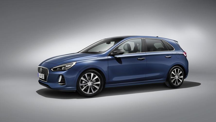 Dört kapılı Hyundai i30 coupe mu geliyor?