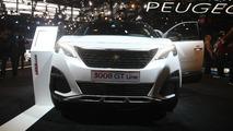 2016 Peugeot 3008 Paris Motor Show