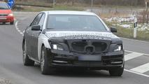 2013 Mercedes-Benz S-Class first spy photo - 09.02.2010