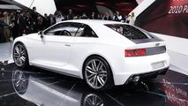 Audi quattro Concept live in Paris 30.09.2010