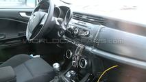 Alfa Romeo Giulietta On the Road and First Interior Spy Photos - 24.01.2010