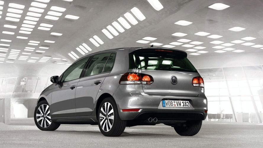 VW Golf GTD Revealed