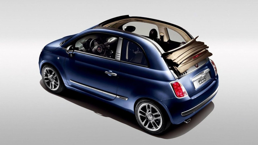 Fiat 500C by Diesel debuts in Japan