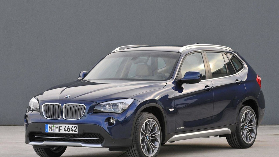 BMW X1 U.S. launch delayed